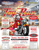 4th Annual Toy Run