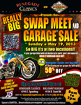 Really Big Swap Meet and Garage Sale